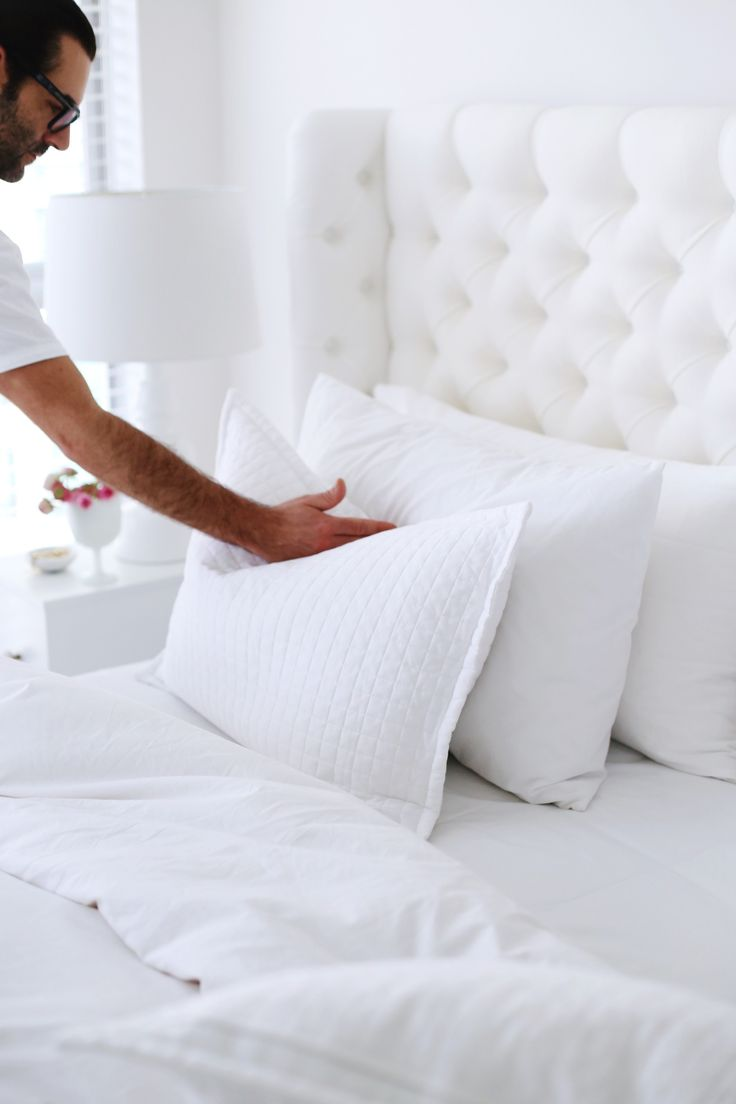 How to make your bed like they do in hotels