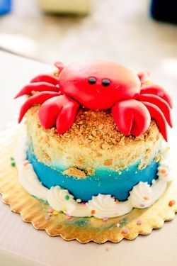 1st birthday - Ocean/Beach Theme for Easton party! :) @Jenna Nelson Nelson Nelson Nelson Nelson Roland