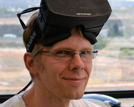 Oculus CTO John Carmack sues ZeniMax for $22.5 million     - CNET John Carmack sued ZeniMax the company that bought his Id Software in 2009.                                                      Oculus                                                  The legal feud between Oculus and ZeniMax isnt quite over yet.  John Carmack the chief technology officer for Oculus filed a lawsuit against ZeniMax Media in Dallas federal court on Tuesday claiming his former employer owes him $22.5 million in…