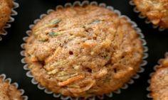 """Son nom lui va à MERVEILLE! Le muffin """"matin de gloire"""", le petit-déjeuner par excellence!"""