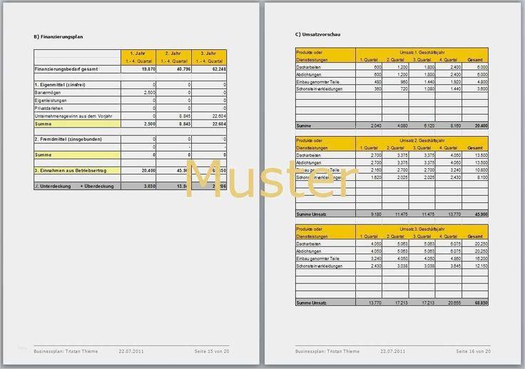 25 Genial Businessplan Grundungszuschuss Vorlage Bilder Vorlagen Businessplan Businessplan Vorlage