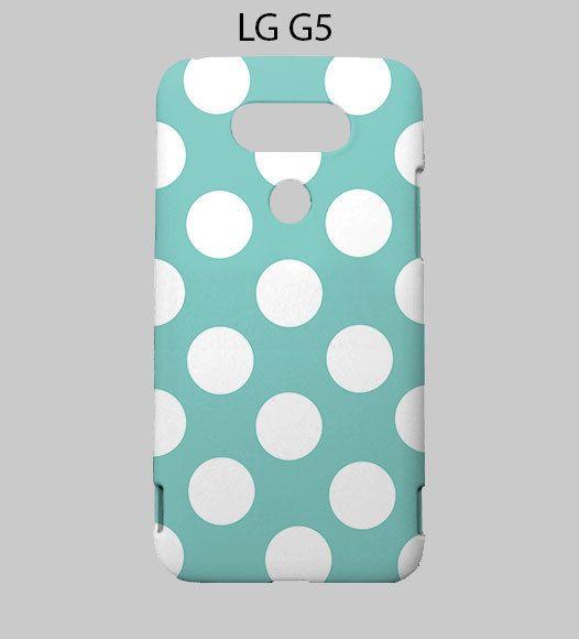 Tiffany Polka Dots LG G5 Case Cover