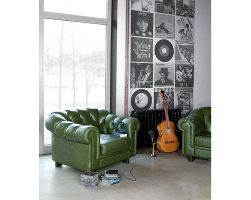 Obowiązkowa pozycja dla wszystkich melomanów! Ekskluzywne tapety http://esencjadesign.pl/fabulous/2214-vinyl-chemistry-of-love-black-white.html