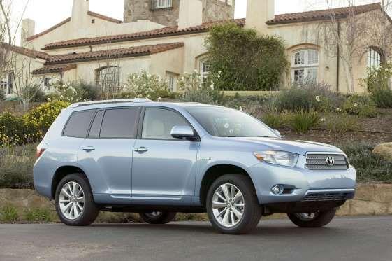 2008-2010 Toyota Highlander Hybrid - Toyota Motor Sales, U.S.A., Inc.