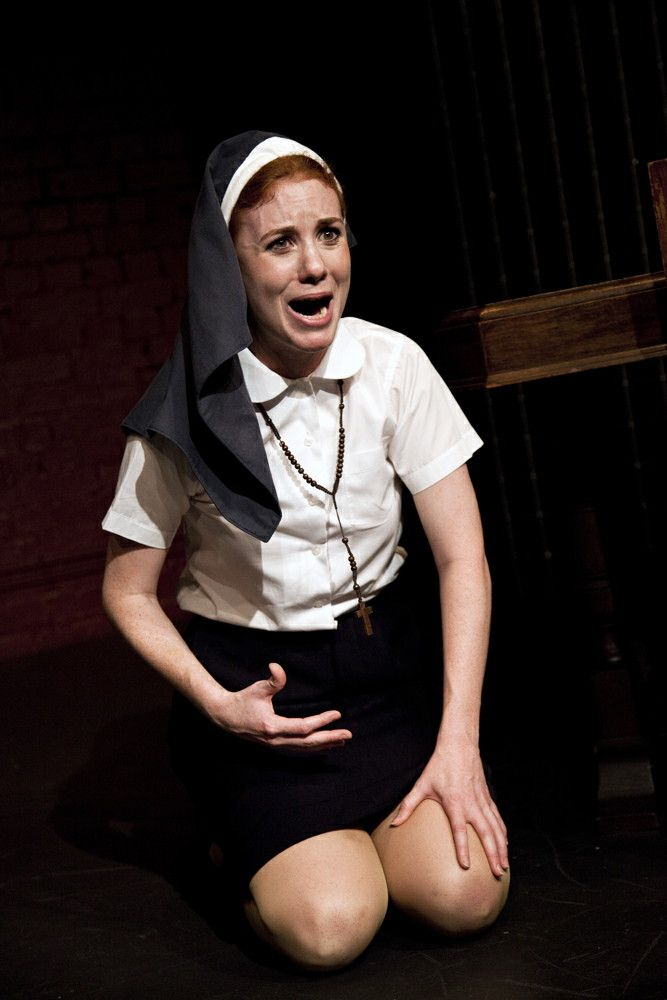 """""""Baynes' performance is powerful. Her response when Angelo tries to force himself on her is heart wrenching. And her final action of the play will ignite many a post-show discussion."""""""