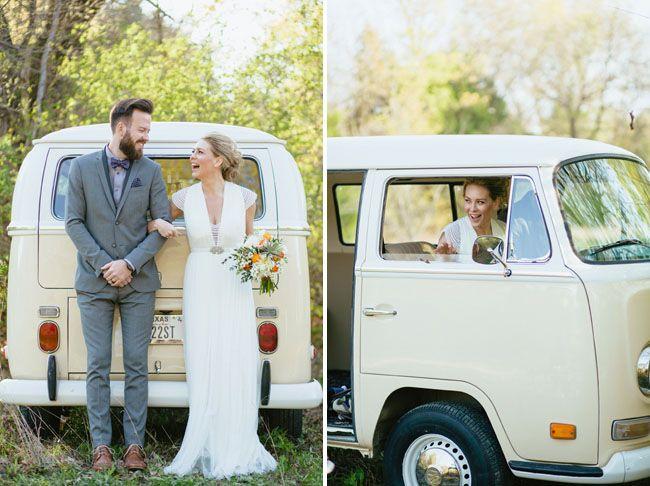 Mid-Century Wedding Inspiration