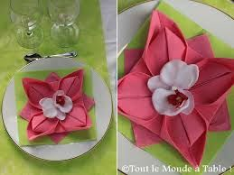 84 best images about pliage de serviettes on pinterest - Pliage de serviettes pour noel simple ...
