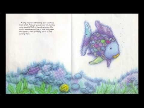 The Rainbow Fish narrated and song added - YouTube