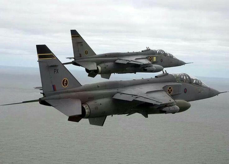 RAF Jaguars