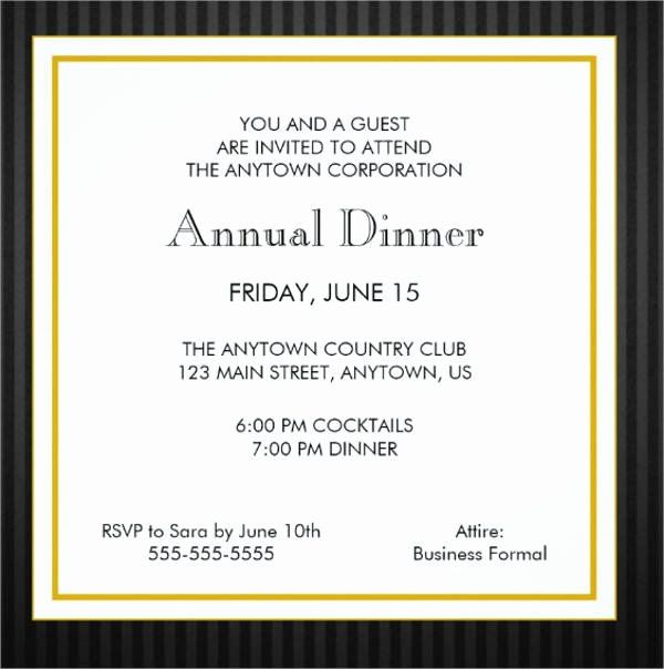 Formal Dinner Invitations Templates Unique 28 Formal Dinner Invitations Psd Word Ai Publisher Dinner Invitation Template Dinner Invitations Elegant Invitations