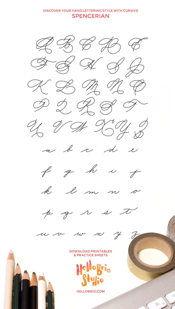 139 besten Handwriting Bilder auf Pinterest | Deine handschrift ...