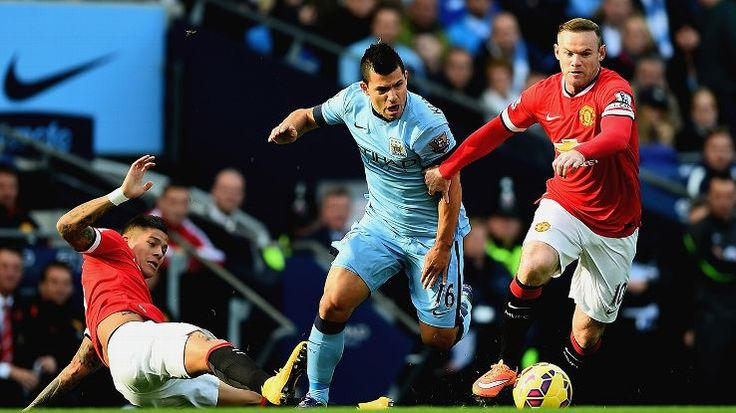 Premiere League: Manchester derby, Marcos Rojo vows to stay calm