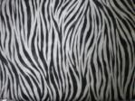 Zebra Striped fabric at Lee Nova Craft St Marys (Sydney)