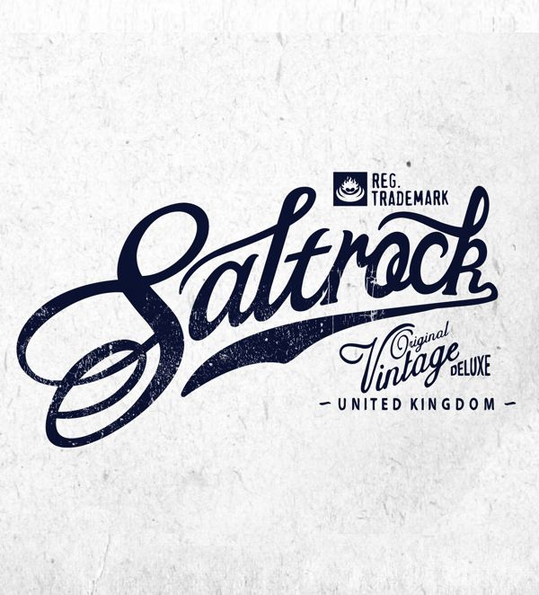 Saltrock Corp Tee prints by Neil Beech