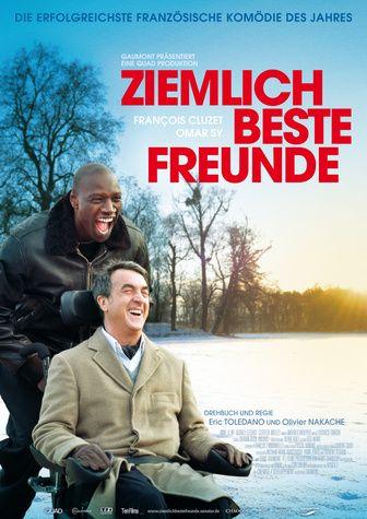 Ziemlich Beste Freunde Filmplakat 2012 Filme Movies Moving
