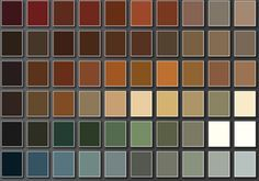 behr deck over color chart - Google Search