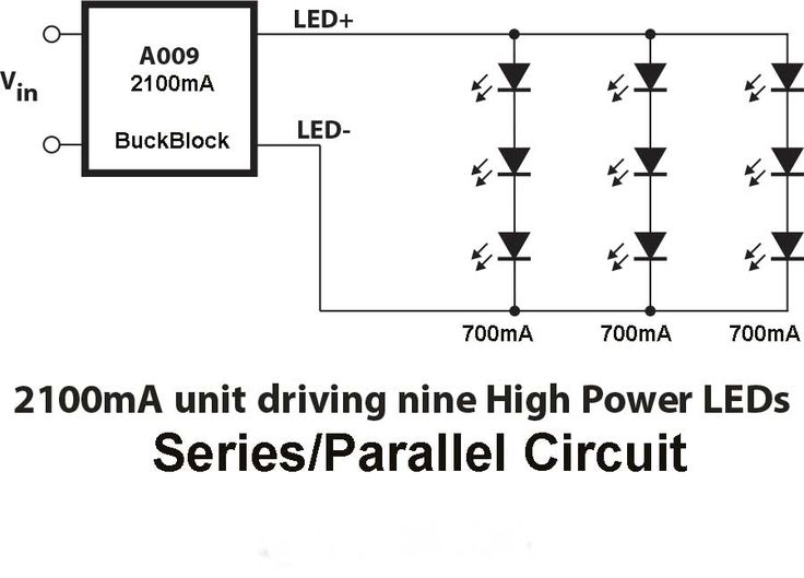 series parallel circuit diagram