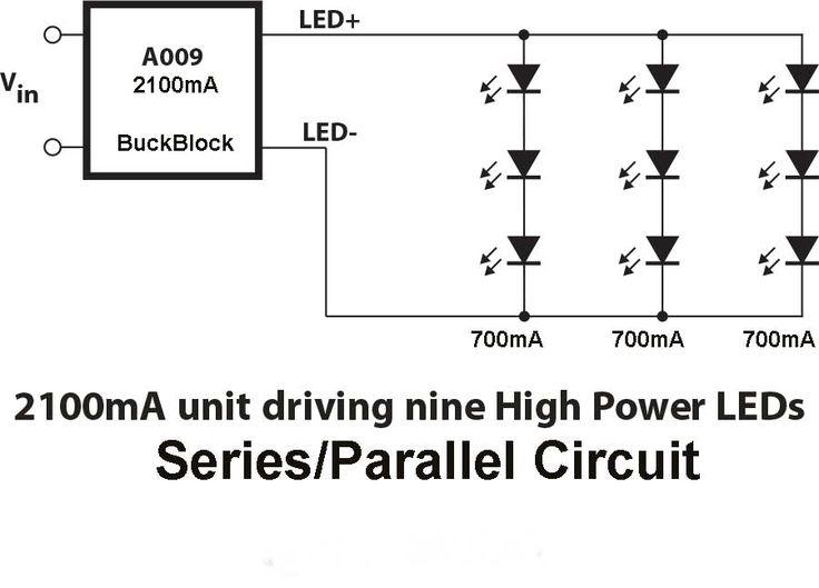 Series Parallel Circuit Diagram | Lightsabers | Series