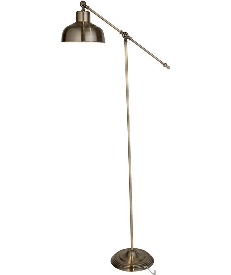 Heart of house homes classic task floor lamp antique brass shopstyle