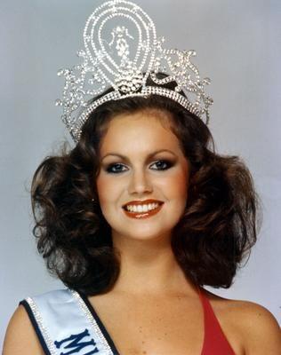 1978 Miss Universe - Margaret Gardiner of Woodstock, South Africa.