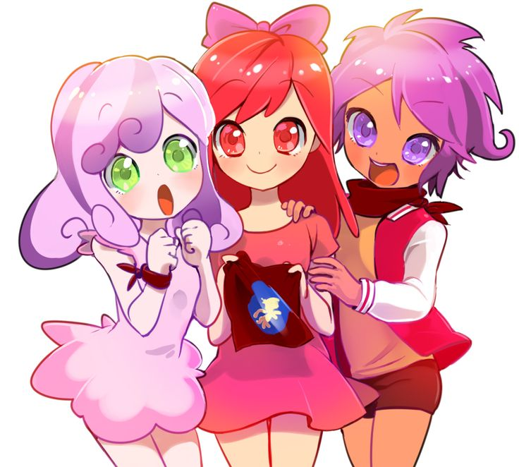 Tags: Fanart, Pixiv, My Little Pony, My Little Pony: Friendship Is Magic, Scootaloo, PNG Conversion, Fanart From Pixiv, Apple Bloom, Sweetie Belle, Cutie Mark Crusader, Quizia