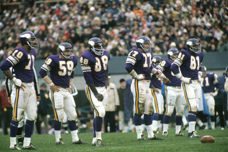 Purple People Eaters, Minnesota Vikings
