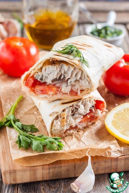 """""""Рыба с хлебом"""" по-турецки - кулинарный рецепт"""