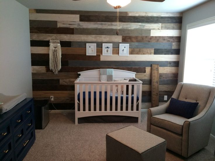 This plank wall is REALLY good. We're super impressed they make it themselves!