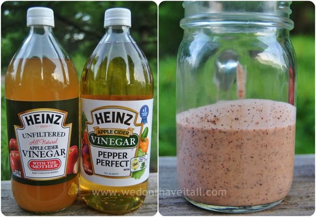 10 Natural Uses for Heinz Vinegar Plus Strawberry Spinach Salad Recipe ...