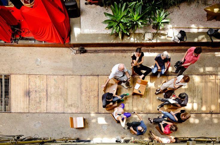Teatro Oficina, São Paulo, Brasil