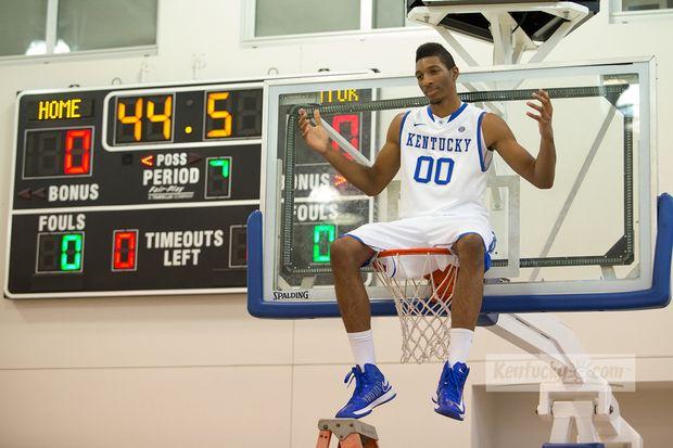 Photo Gallery: Meet the 2013-14 University of Kentucky basketball team http://www.kentucky.com/2013/09/18/2825390/meet-the-kentucky-basketball-team.html