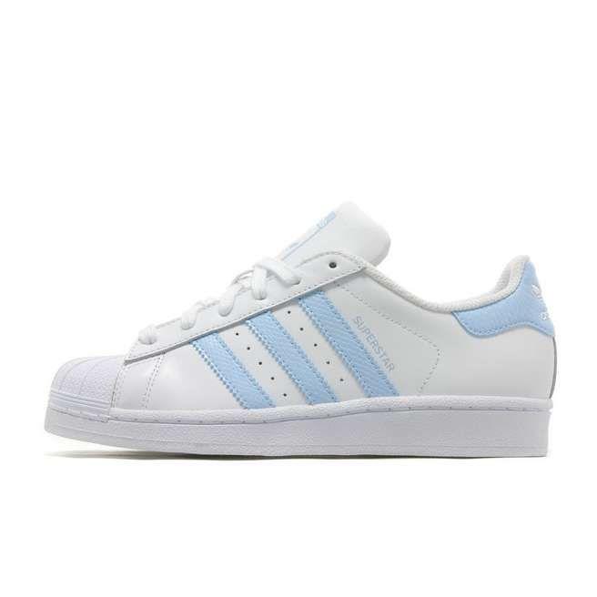 adidas Originals Superstar baby blue