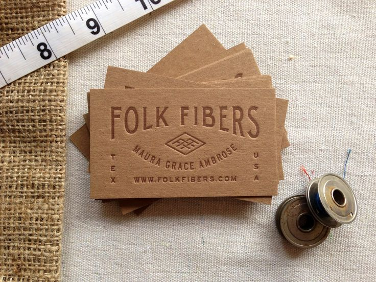 95 best business cards images on pinterest brand identity folk fibers business cards reheart Gallery