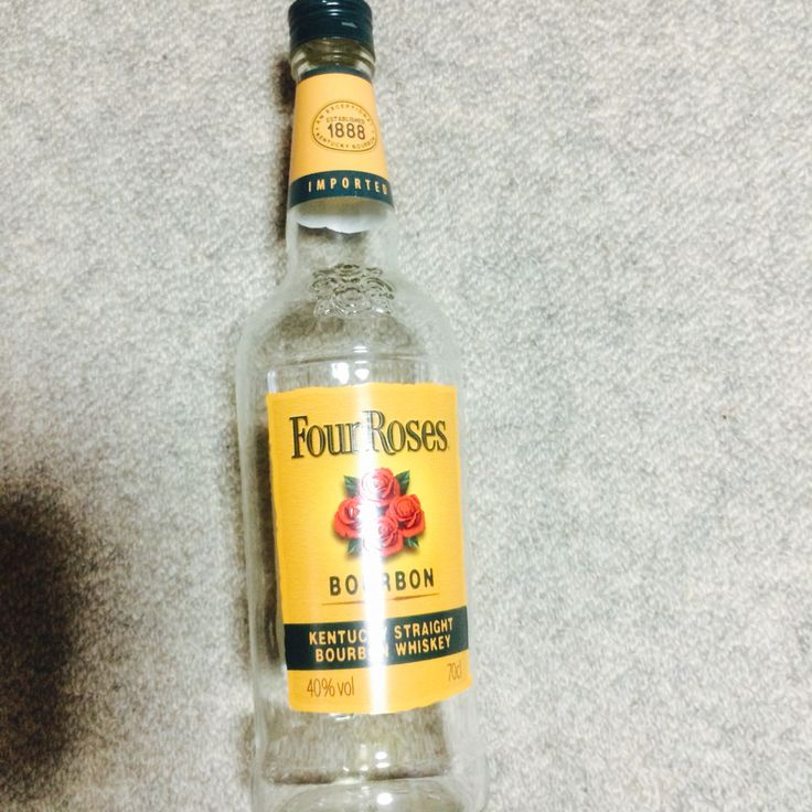 four roses.