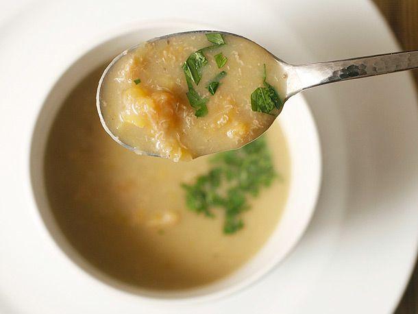 Latin American Cuisine: Sopa de Platano (Colombian Plantain Soup). #recipe