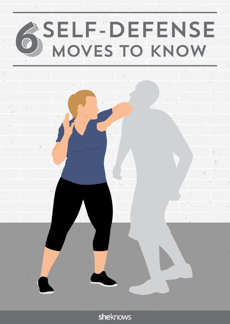 6 Self-defense techniques every woman should know: Self-defense moves