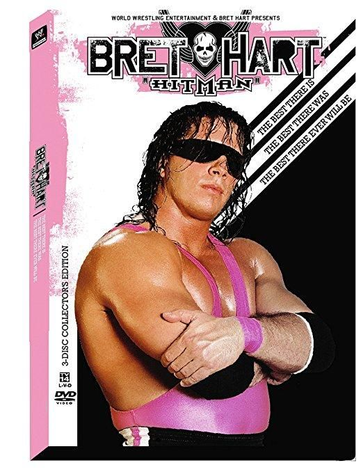 """Various - WWE: Bret """"Hitman"""" Hart - The Best There Is, The Best There Was, The Best There Ever Will Be"""