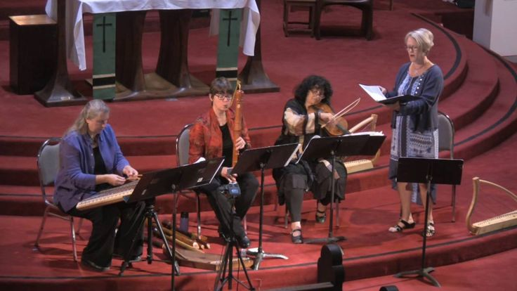 """""""Vergine Bella"""" by Guillaume Dufay as performed live by Calextone"""