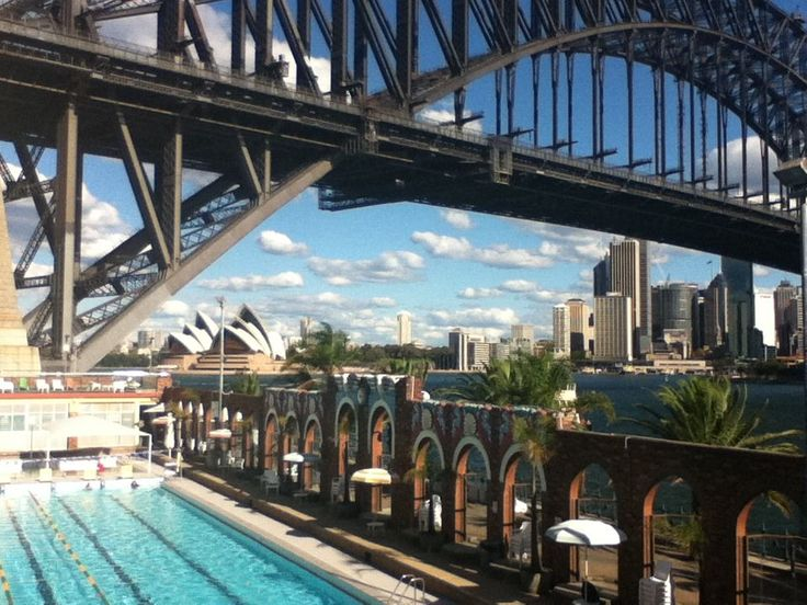 The Harbour Bridge, Sydney, Australia.  It's 80 years old today 19.3.12