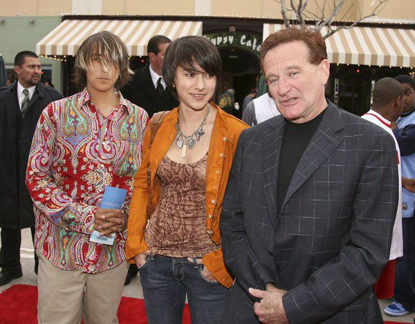 Robin Williams Cremated: Family Scatters His�Ashes