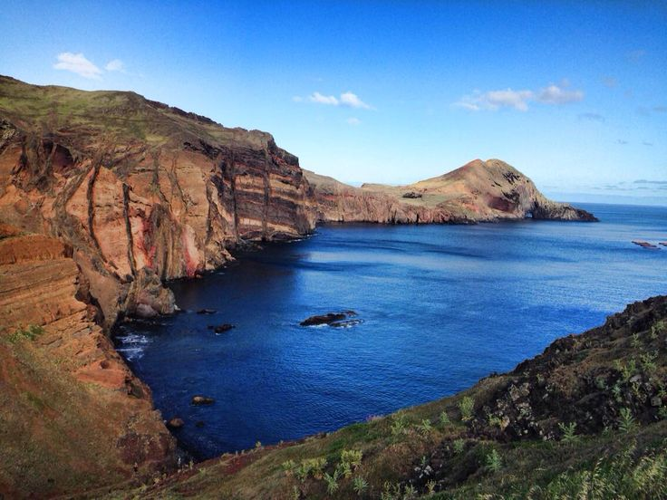 Views of beautiful island Madeira.