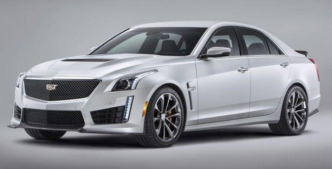Cadillac CTS-V 2016 : 649 chevaux et 854 Nm de couple !