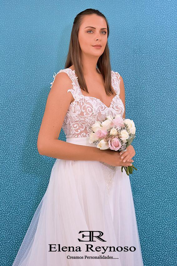 nueva colección de vestidos de novia! www.elenareynoso #vestidos