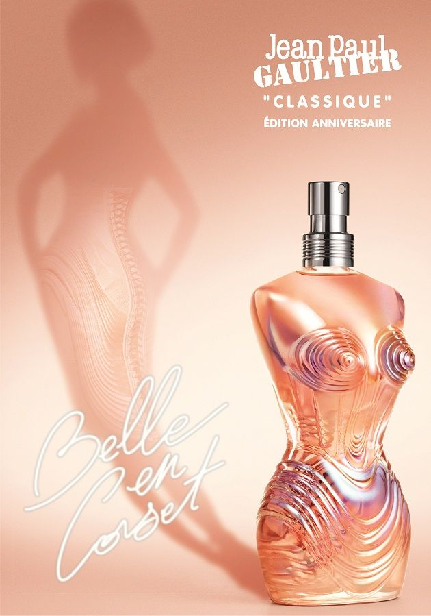 Concours : 1 flacon de parfum Classique Jean Paul Gaultier pour femme à gagner !