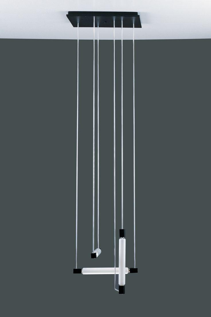Corning Museum of Glass: Hanging Lamp designed by Gerrit Rietveld