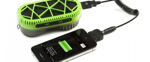 PowerTrekk Fuel Cell Charger - I need this!