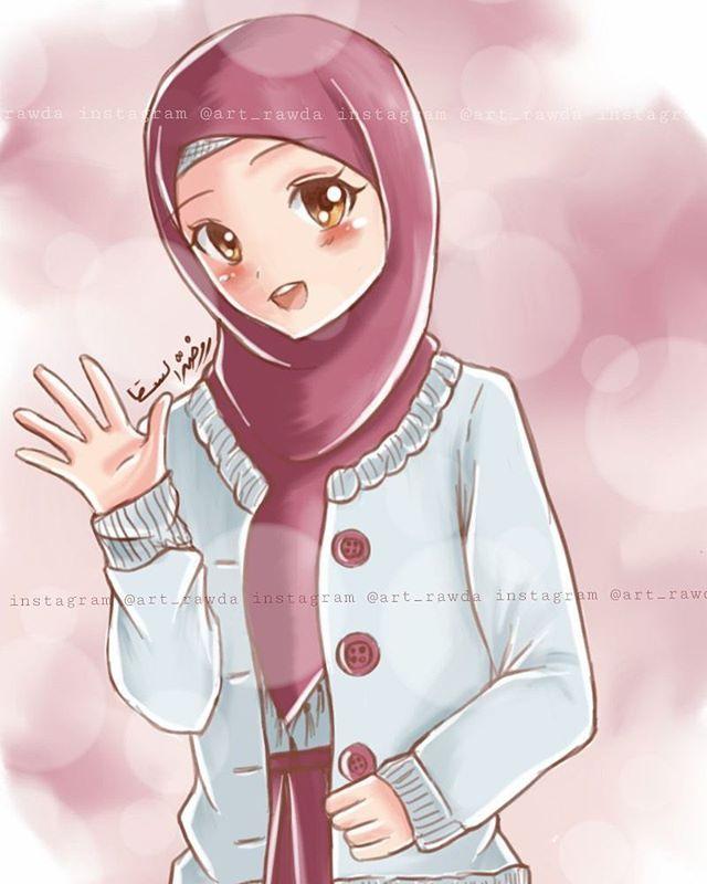 ☺☺. . . . . . .  #mydraw #mydrawing #drawing #draw #sketch #sketchbook #sketchs #art #artist #artwork #digital #digitalart #digitalpainting #painting #illustration #anime #animegirl #hijab #muslimah #رسم #رسمتي #كلنا_رسامين #الفنانون_العرب #رسم_رقمي #ديجيتال #انمي
