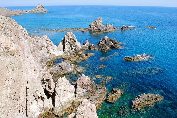Arrecife de las Sirenas - Cabo de Gata-Níjar Natural Park - Wikipedia, the free encyclopedia