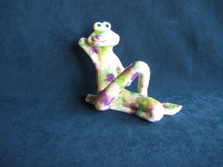 Лягушонок-йог  2: