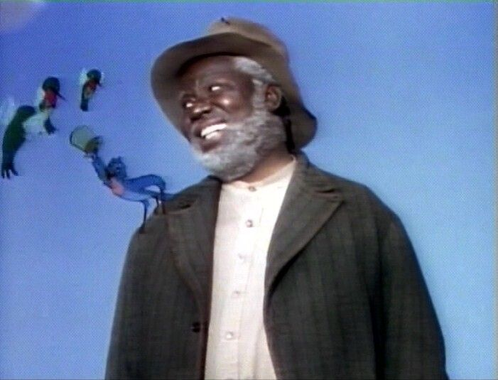 Uncle Remus [James Baskett] - Song Of The South